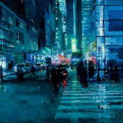 Arts And Crafts Kitchen Lighting Store Com Jeremy Mann's Eery Urban Oil Paintings