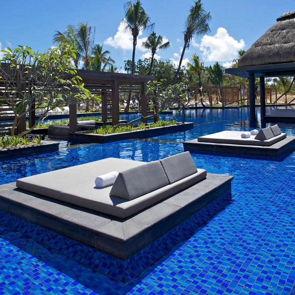Long Beach Hotel in Mauritius  Keith Interior Design