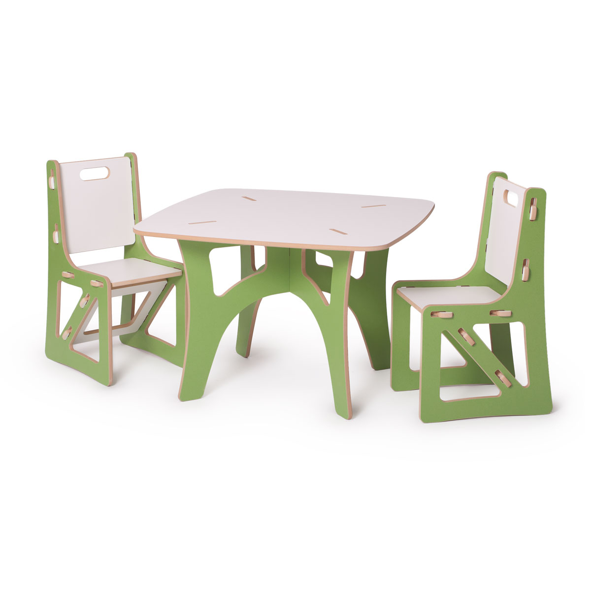 Modern Kid's Table and Chairs