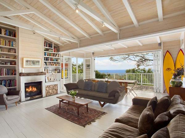 Newport Beach House With Gorgeous Ocean Views