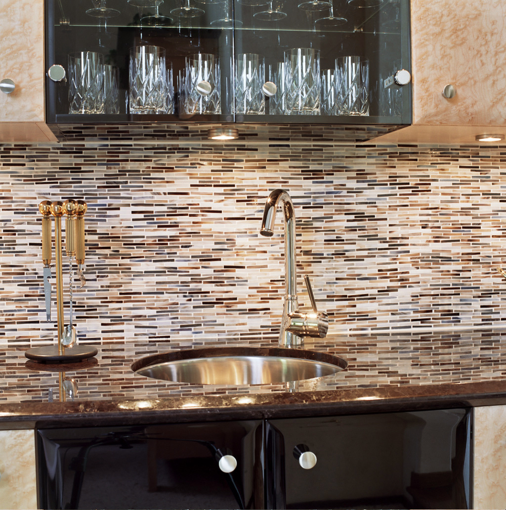 Northern California Wet Bar Design by Danenberg Design