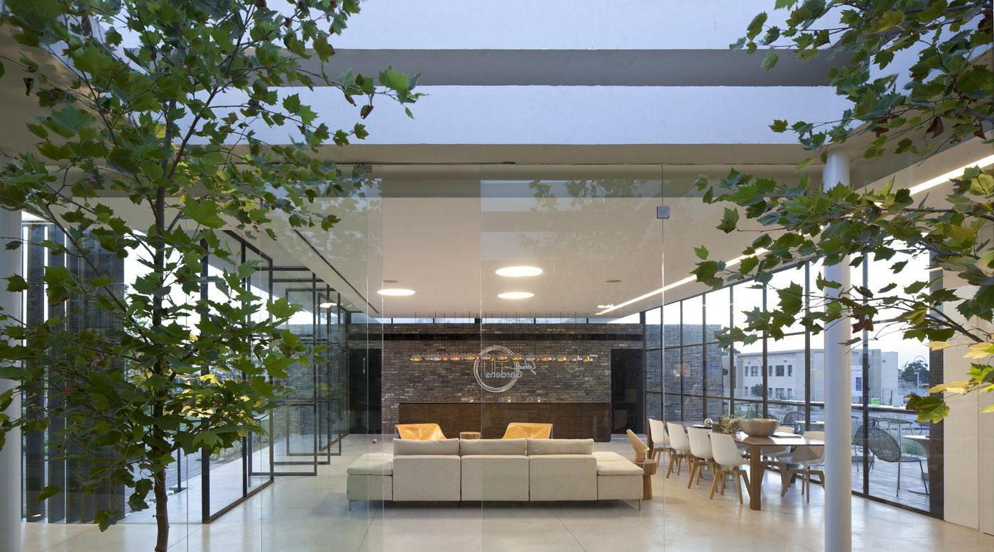Pavilion 2012 by Pitsou Kedem Architects