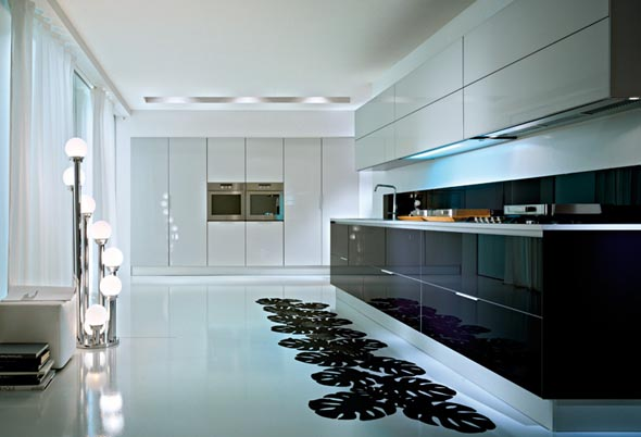 Q2 Modern Kitchen Style From Pedini