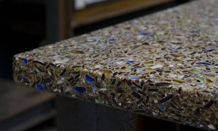 Recycled Glass Countertops  Vetrazzo