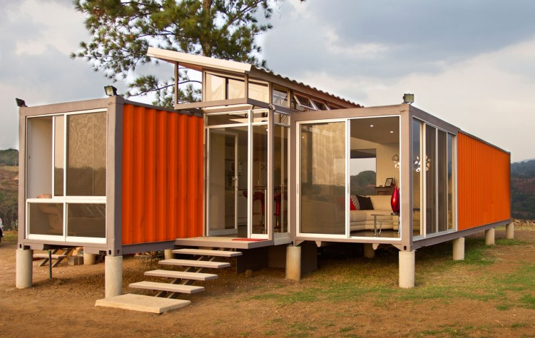 Shipping Container Homes On A Budget
