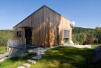 Small House On a Hillside by Vladimr Balda