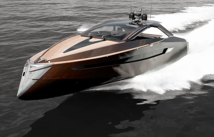 The Hedonist Yacht By Art Of Kinetik