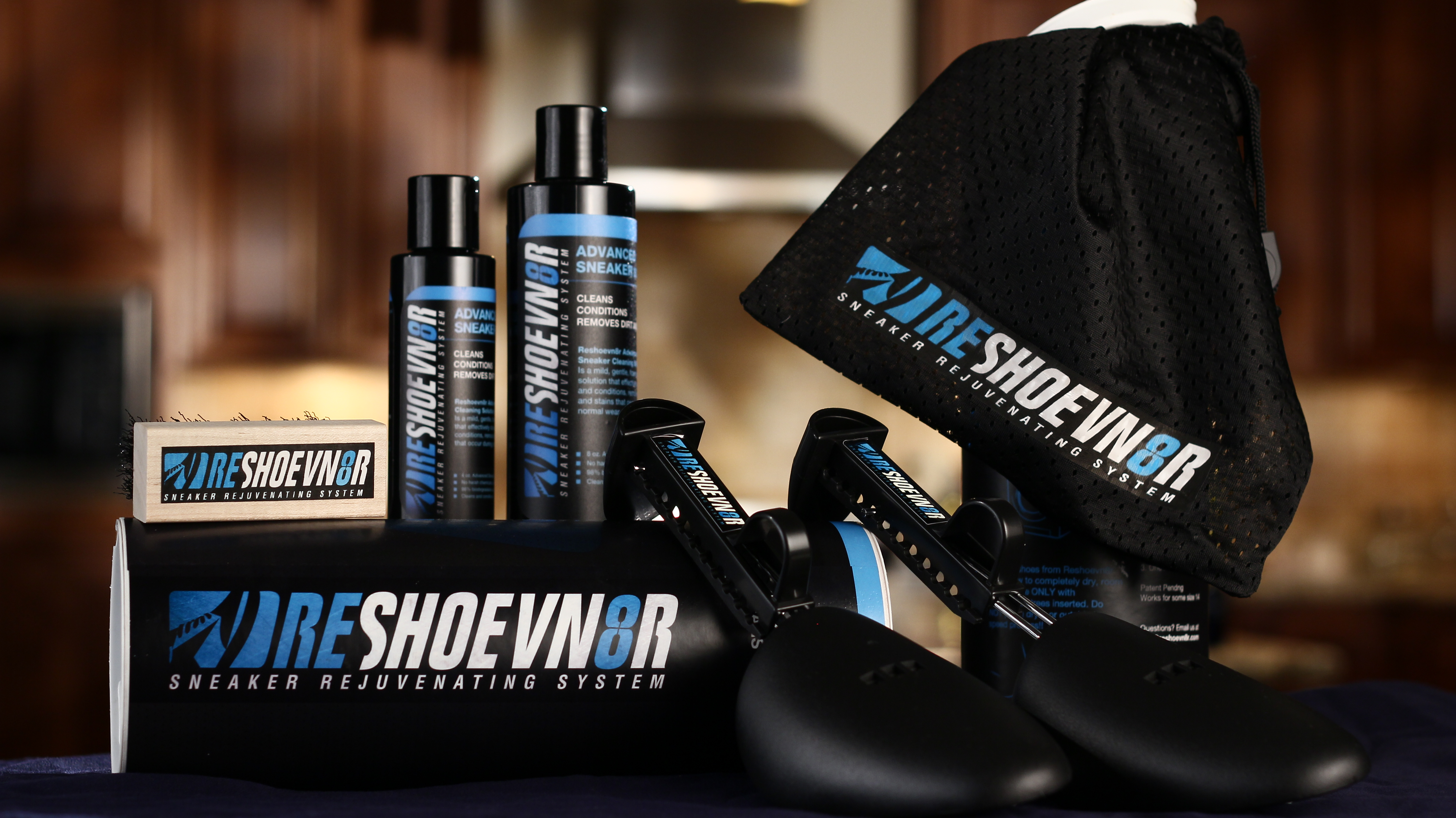 The Reshoevn8r A Revolution In Shoe Cleaning