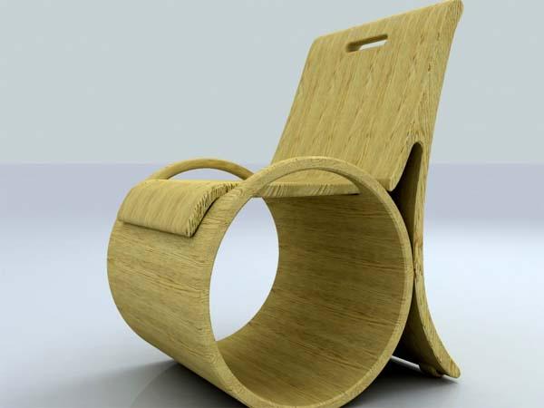 unusual wooden chair cute desk unique by wenshuai liu