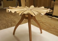 Unusual and Creative Flower Coffee Table