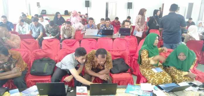 MaTA Gelar Workshop Penyusunan Daftar Informasi Publik (2)