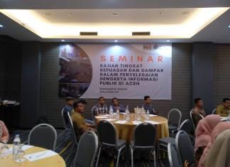 Perbaikan Layanan Informasi pada Badan Publik di Aceh