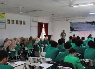 BEM Fakultas Hukum Unimal Gelar Training Dasar Organisasi