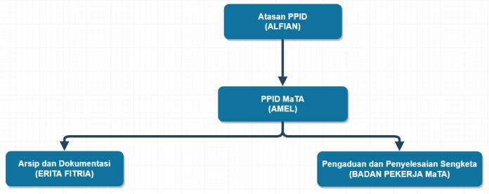 Struktur PPID Masyarakat Transparansi Aceh