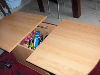 enfin une table basse parfaite pour les