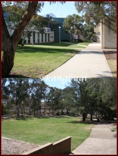 University of Canberra area