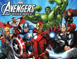 Milton Optical boutique provides Avengers children's glasses