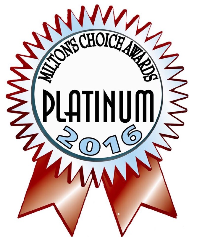 Milton's Choice Award
