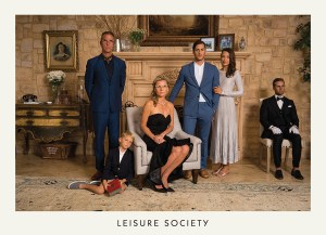 The Pacific Diaries ad campaign for Leisure Society available at Milton Optical