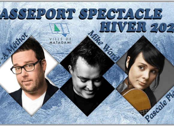 Passeport spectacle – Hiver 2020