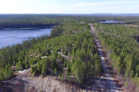 Le gouvernenement du Québec octroie 5 M$ pour faciliter l'accès à la faille Sunday Lake