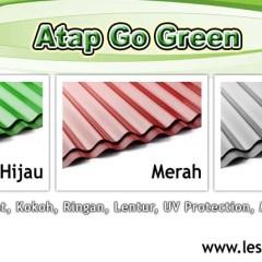 Spesifikasi Baja Ringan Untuk Atap Kanopi Go Green Dan Pilihan Warna