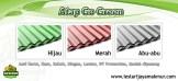 004.-Kanopi-Baja-Ringan-Atap-Go-Green-Merah-di-Qinaya-Regency-Pasir-Putih-Sawangan-Depok-1 Kanopi Baja Ringan Atap Go Green