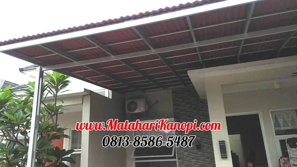 kanopi-baja-ringan-atap-go-green-merah-tye-standar-di-hans-residence-paraji-cilodong-1-OK Kanopi Baja Ringan Atap Go Green Merah