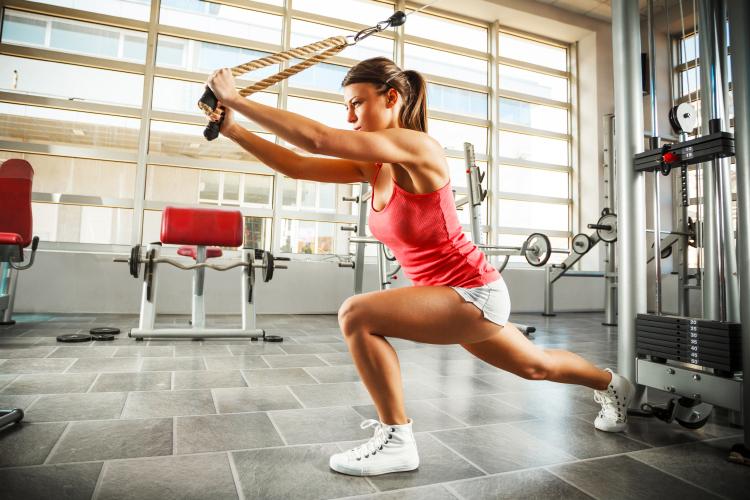 WAŻNE! Trening tylko dla kobiet