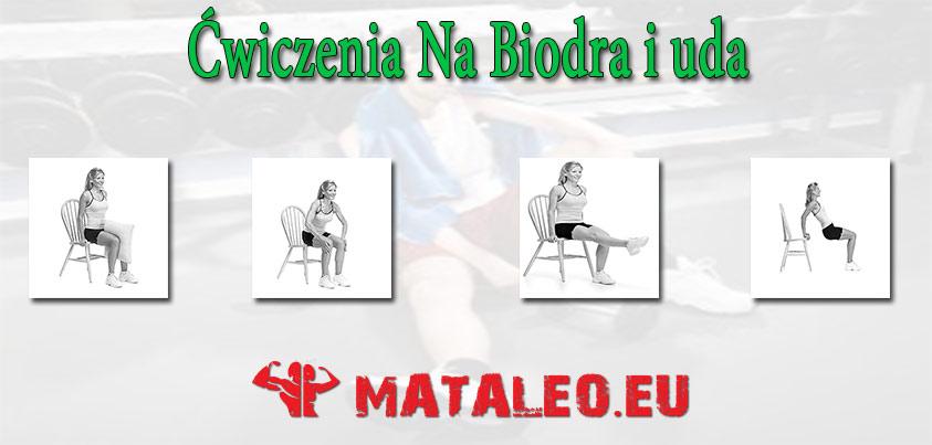 4 Ćwiczenia na biodra i uda