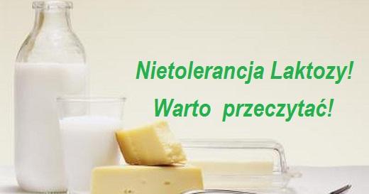 Nietolerancja laktozy – Gosia Klos