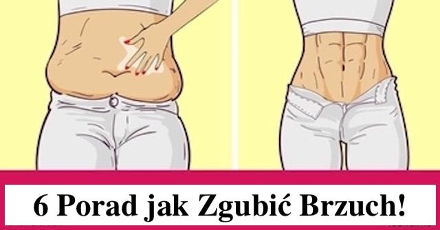 6 sprawdzonych sposobów usuwania tłuszczu z Brzucha