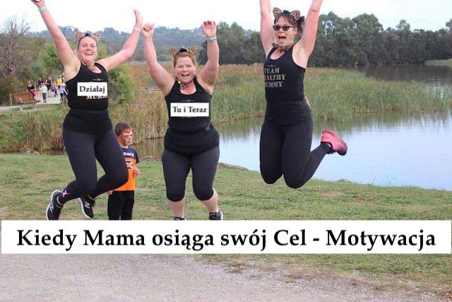 Kiedy mama osiąga swój cel – 17 kg