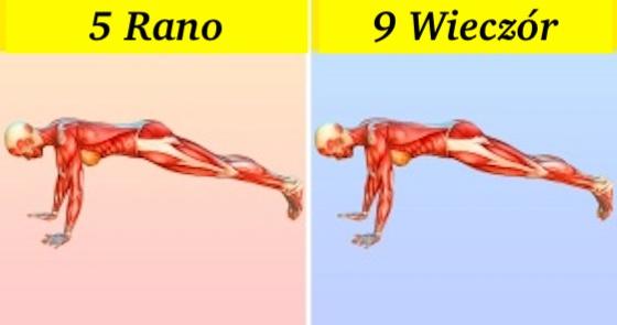 Co jest lepsze – Ćwiczyć Rano czy Wieczorem?