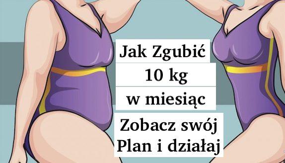 Jak zgubić 10 kg w Miesiąc – Nowy Artykuł