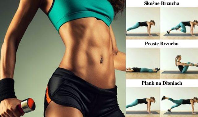 Ćwicz Brzuch i Wzmocnij swój Kręgosłup – Ćwiczenia