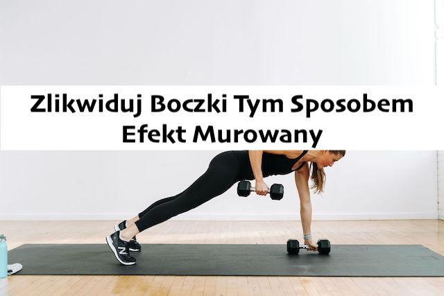 Ćwiczenia Na Jędrne Ciało  – Zlikwiduj Boczki – Gosia Klos