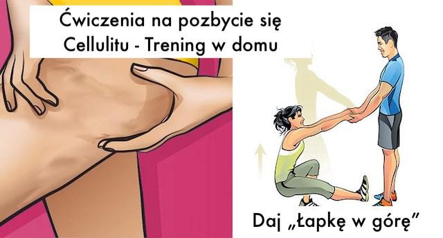 Ćwiczenia na Zmniejszenie Cellulitu – za Darmo – Gosia Klos