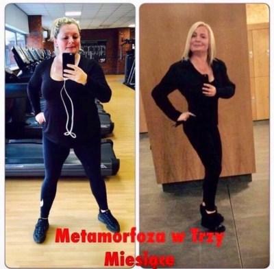 Metamorfoza, Gosia Klos, Dieta