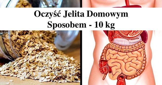 Oczyść Jelita Domowym Sposobem – 10 kg – Gosia Klos