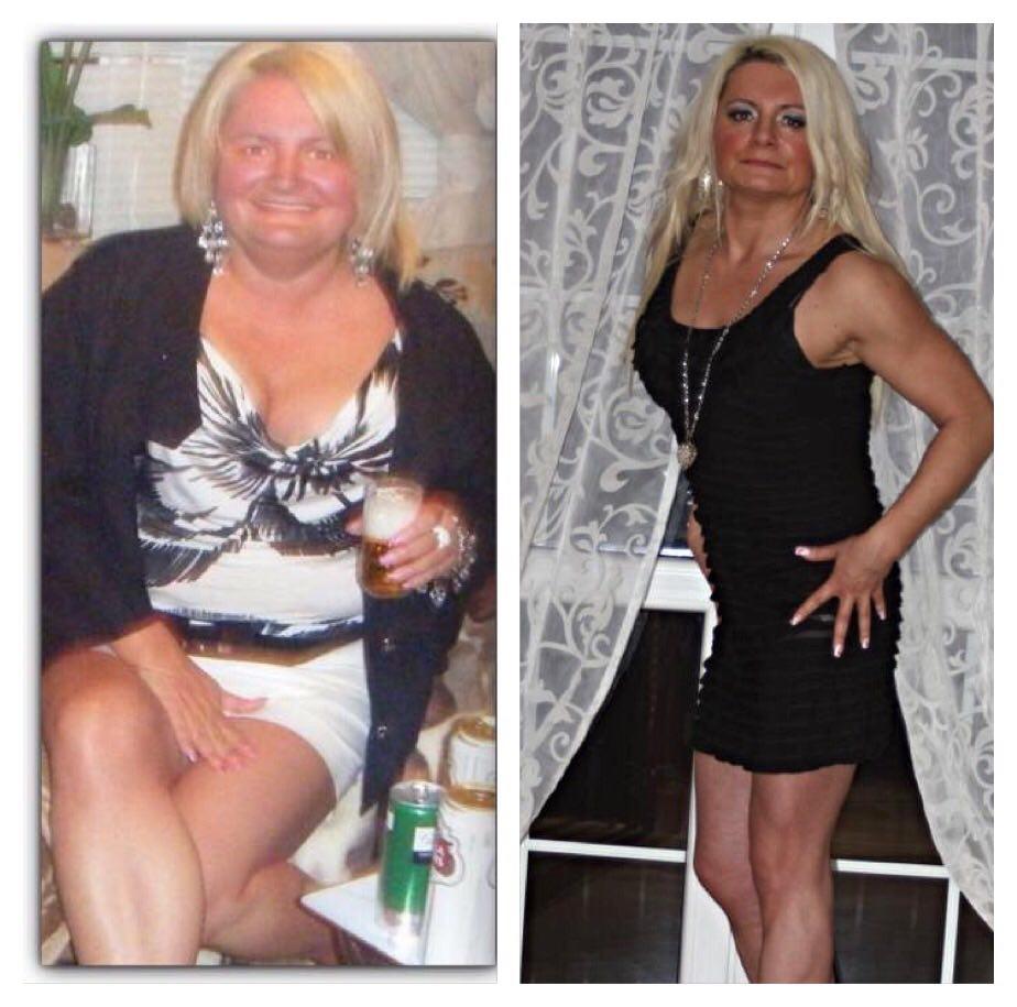 Gosia Klos, Metamorfoza, Dieta, Treningi Online,