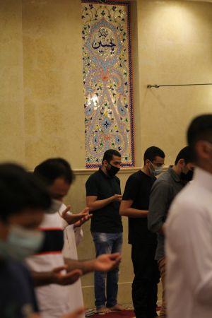 2021 - التغطية المصورة لإحياء ليلة القدر الشريفة لقرية أبوصيبع -  ليلة 23 رمضان - 1442 هـ11