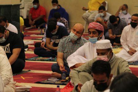 2021 - التغطية المصورة لإحياء ليلة القدر الشريفة لقرية أبوصيبع -  ليلة 23 رمضان - 1442 هـ4