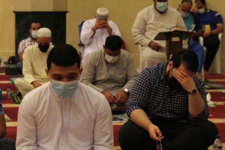 2021 - التغطية المصورة لإحياء ليلة القدر الشريفة لقرية أبوصيبع -  ليلة 23 رمضان - 1442 هـ6