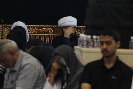 صالح آل ابراهيم - التغطية المصورة ليوم التاسع - محرم – 1441 هـ 21