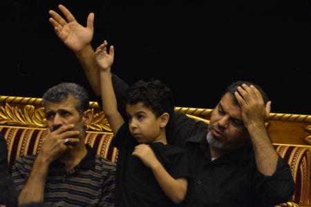 حسن العالي - التغطية المصورة لليلة العاشر - محرم – 1441 هـ 22