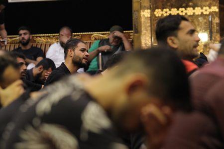 حسن العالي - التغطية المصورة لليلة الحادي شعر - محرم – 1441 هـ 22