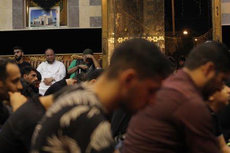 حسن العالي - التغطية المصورة لليلة الحادي شعر - محرم – 1441 هـ 25