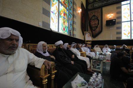 صالح آل ابراهيم - التغطية المصورة ليوم التاسع - محرم – 1441 هـ 2
