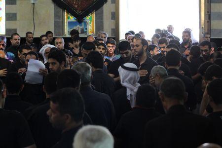 صالح آل ابراهيم - التغطية المصورة ليوم العاشر - محرم – 1441 هـ 31